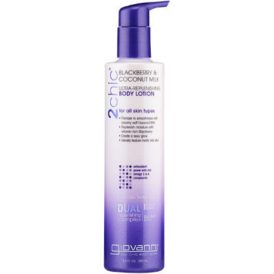 Giovanni 2chic Ultra Replenishing Body Lotion