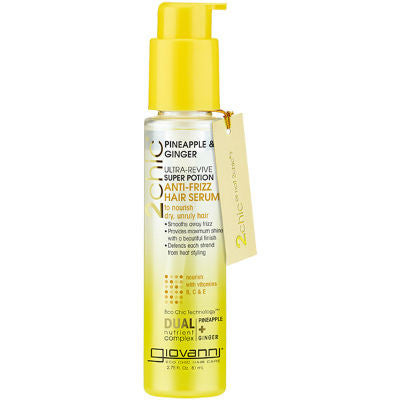 Giovanni 2chic Ultra-Revive Anti-Frizz Serum 81mL