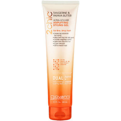 Giovanni 2chic Ultra-Volume Amplifying Styling Gel 150mL