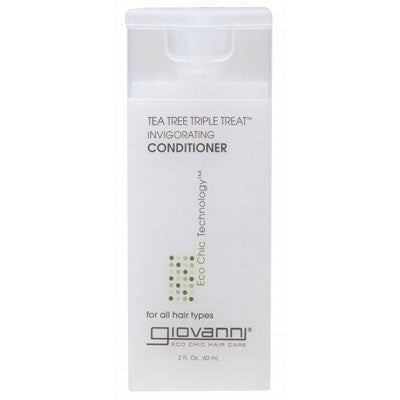 Giovanni Tea Tree Triple Treat Conditioner 60ml