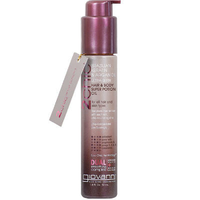 Giovanni 2chic Ultra-Sleek Hair & Body Super Potion 53ml