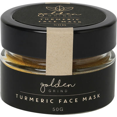 Golden Grind Turmeric Face Mask | Ayurvedic Face Mask