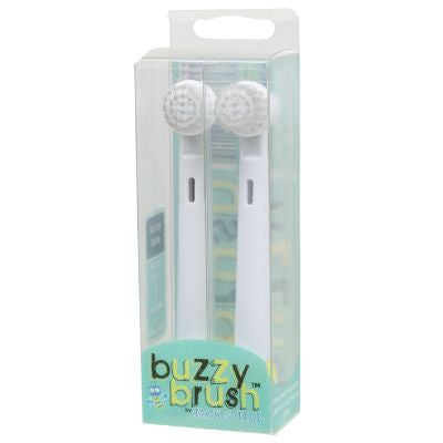 Jack n' Jill Replacement Heads for Buzzy Brush Electric Toothbrush