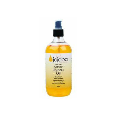 Just Jojoba Pure Australian Jojoba Oil 500mL