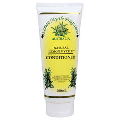Lemon Myrtle Fragrances Natural Conditioner 200mL