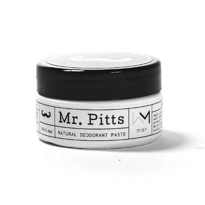 Mr Pitts Natural Deodorant Paste