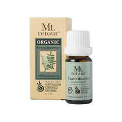 Mt. Retour Frankincense Certified Organic Essential Oil 10mL