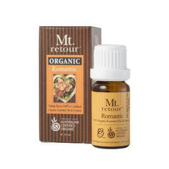 Mt. Retour Romantic Blend Certified Organic Essential Oil 10mL