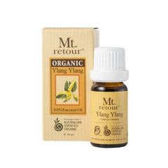 Mt. Retour Ylang Ylang Certified Organic Essential Oil 10mL