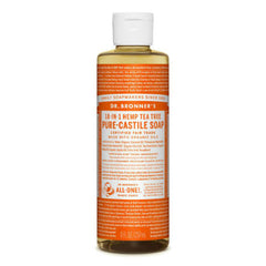 Dr Bronner's 18-in-1 Hemp Pure Castile Soap 230mL