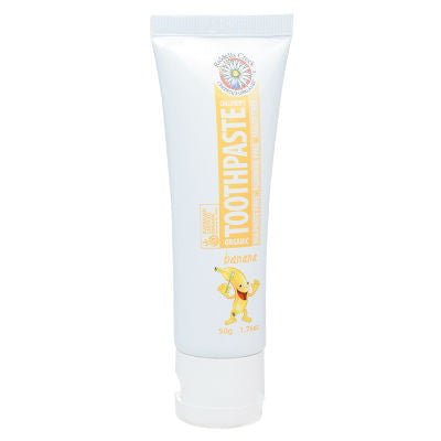 Riddells Creek Children's Organic Toothpaste 50g