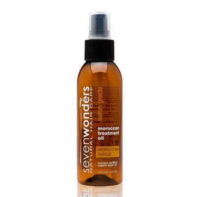 Seven Wonders Moroccan Treatment Oil 125mL