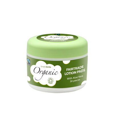 Simply Gentle Facial Cleansing Pads 30 pieces