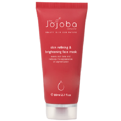 The Jojoba Company Skin Refining & Brightening Face Mask