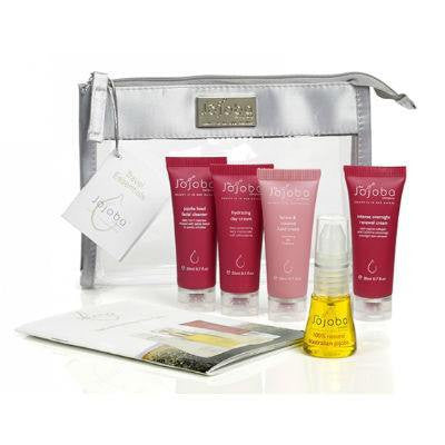 The Jojoba Company Travel Essentials