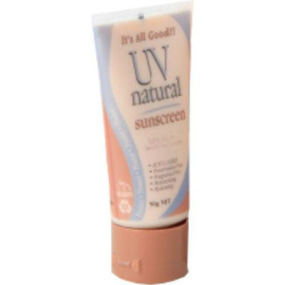 UV Natural Sunscreen SPF 30+ 50g