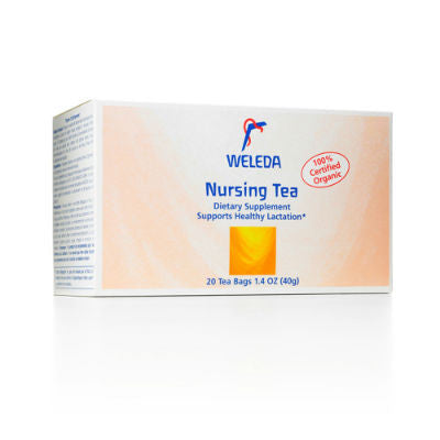 Weleda Nursing Tea 20 Teabags