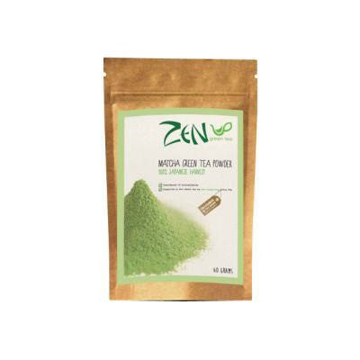 Zen Green Tea Matcha Green Tea Powder 60g