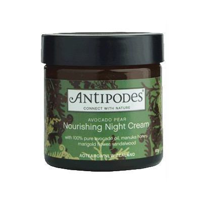 Antipodes Avocado Nourishing Night Cream 60mL