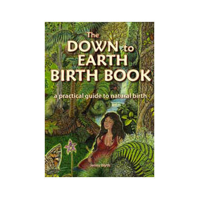 Down To Earth Birth - Jenny Blyth