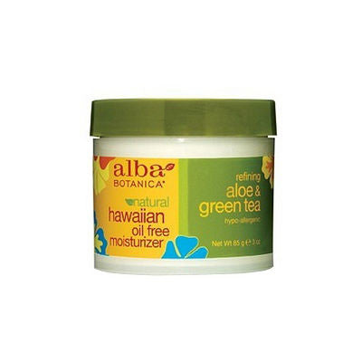 Alba Hawaiian Aloe & Green Tea Oil-Free Moisturiser 85g