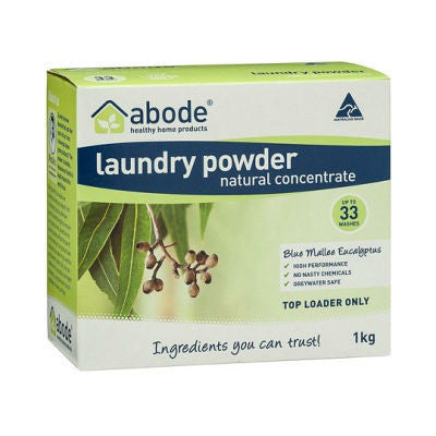 Abode Laundry Powder