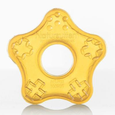 Natursutten Natural Rubber Starfish Teether