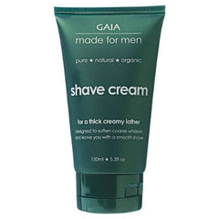 Gaia Made For Men Shave Cream