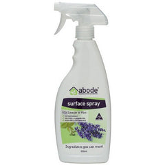 Abode Surface Spray Lavender