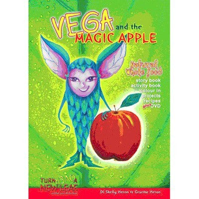 Vega and The Magic Apple - Di Skelly Heron & Graeme Heron