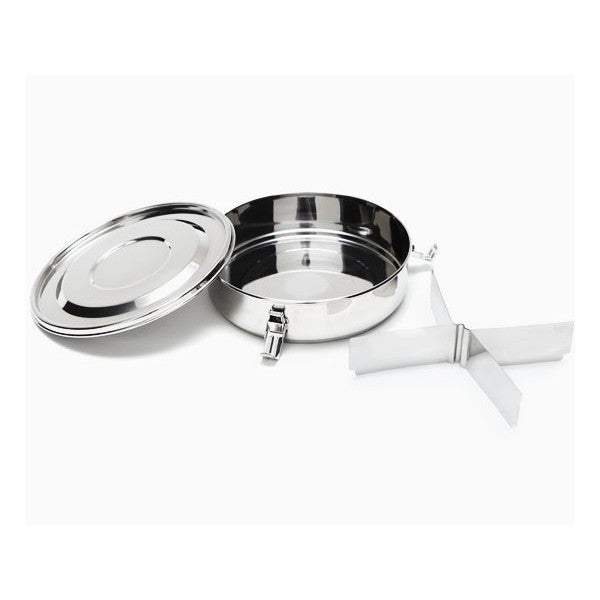 Onyx - Stainless Steel Airtight Round Container