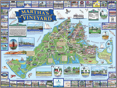Martha's Vineyard Puzzle
