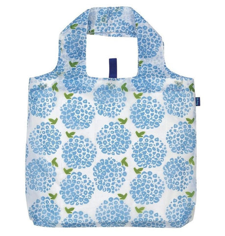 Reusable Blu Bag: Hydrangea