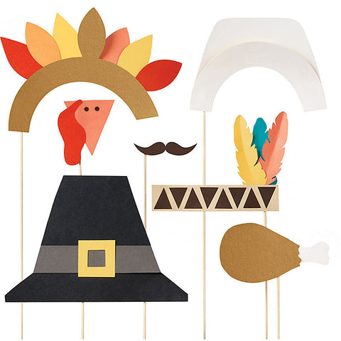 Thanksgiving Photo Props Kit