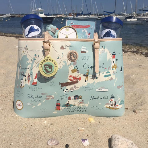 Raffle Ticket for Spartina Tote