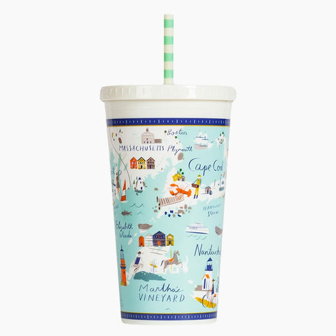 Northeastern Harbors Tumbler