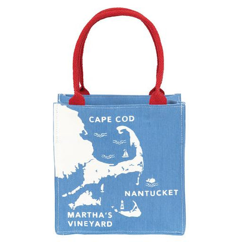 Coastal Cape Bag