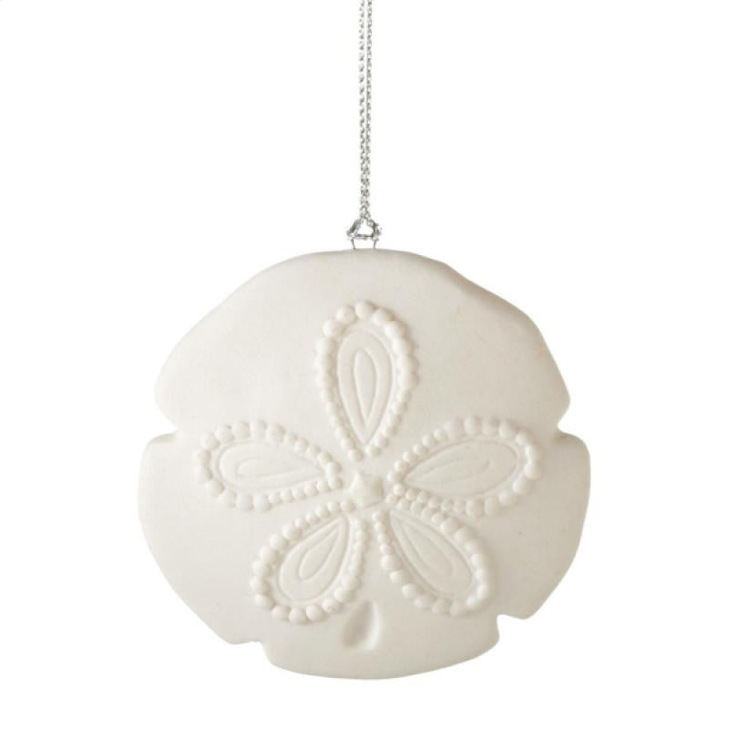 Sand Dollar Shell Ornament