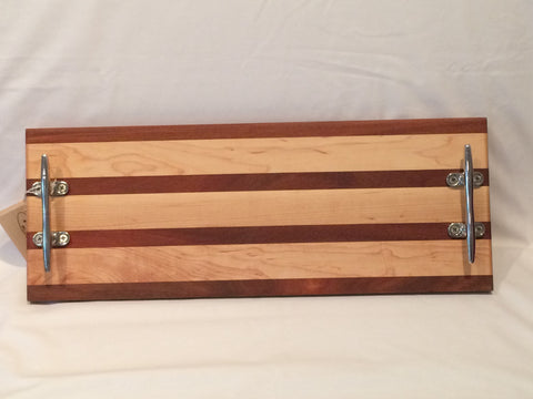Nautical Cleat Serving Board