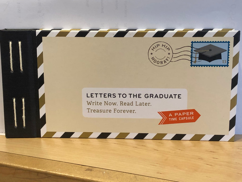 Letters to the graduate