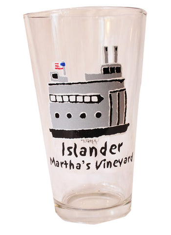 Islander Pint Glass