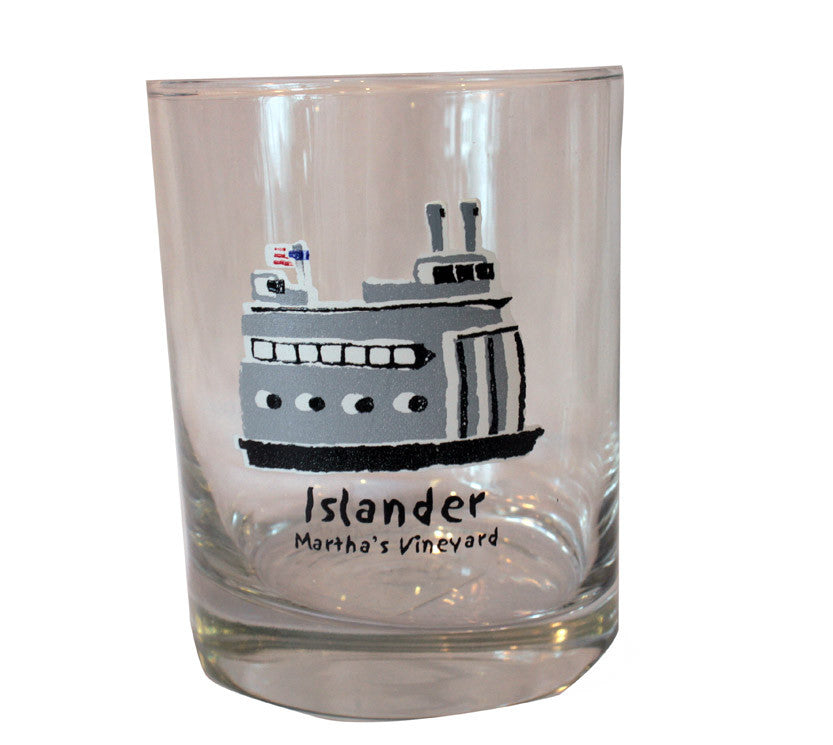 Islander Rocks Glass