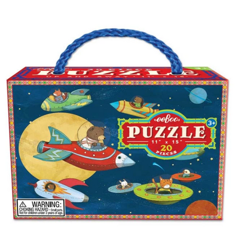 Up & Away 20 Piece Puzzle