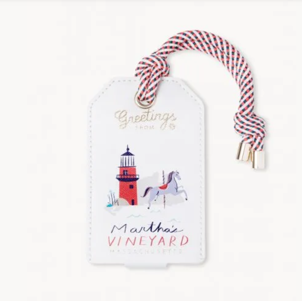 Northeastern Harbors Luggage Tag