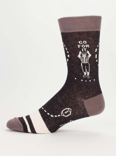Men's Crew Socks: Sunday Socks