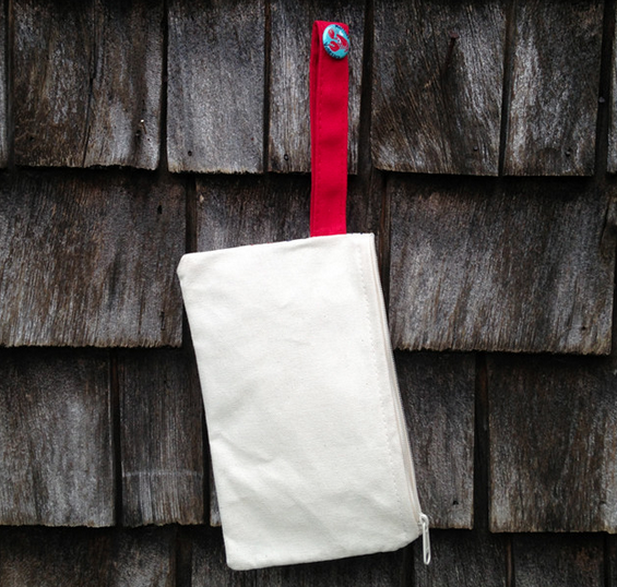 Martha's Vineyard Zip Pouch