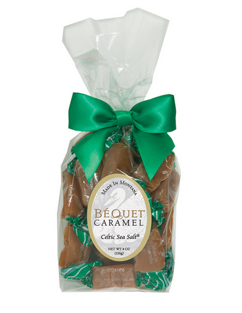 Sea Salt Caramels - 8oz Bag