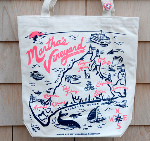 Martha's Vineyard Tote
