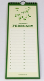 Harvest of the Month Perpetual Calendar