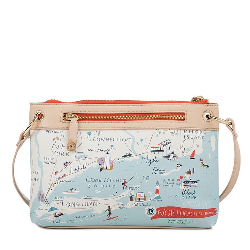 Northeastern Harbors Crossbody